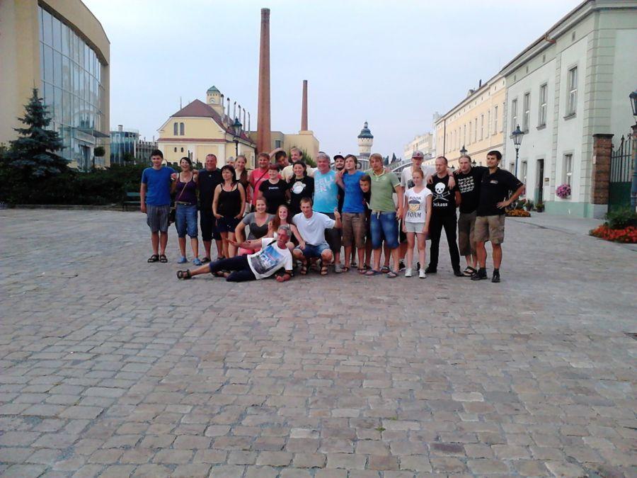 Broumovský tým přepsal dějiny! V německém Forchheimu obsadil historicky nejlepší umístění