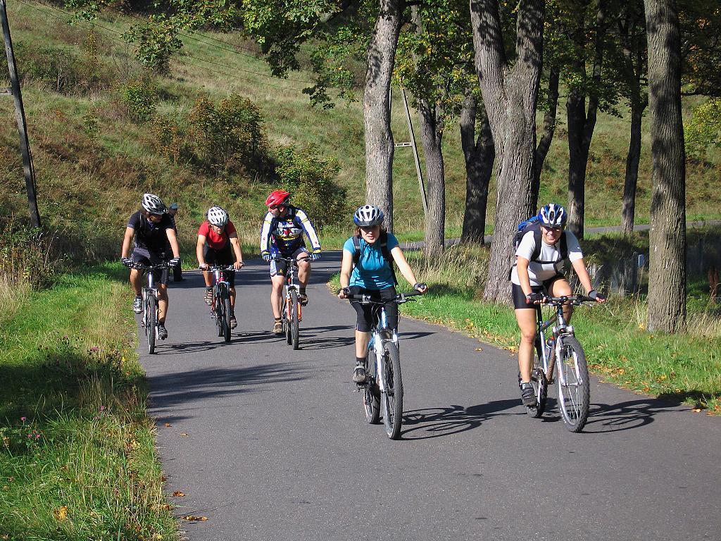 Na kole či bruslích bezpečně z Broumova až do Radkówa
