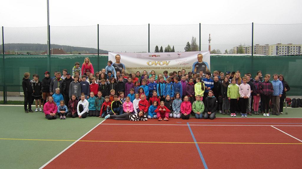 OVOV 2015 - žáci ZŠ si svými výkony zajistili postup na krajské kolo
